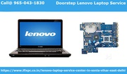 Authorized Lenovo laptop service center In Sonia Vihar