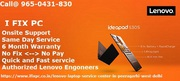 Authorized Lenovo Service Center Near Me By I FIX PC