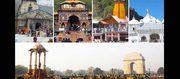 Chardham Yatra From Delhi 10 Night 11 Days