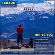 Book Your Ladakh Tour Package