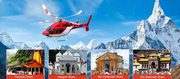Chardham Yatra By Helicopter 5 Night 6 Days