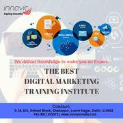Best Digital Marketing Training Institute in Delhi with 100% Placement