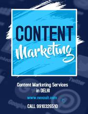 Content marketing services,  Content Marketing services in india,