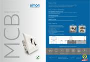 MCB   Simon Electric Pvt. Ltd.