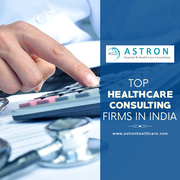 Find the top healthcare consulting firms in India