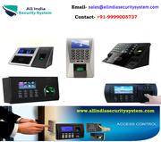 Biometric Right of Entry Control,  Time and Attendance Systems