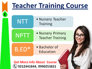 Nursery Teacher Training Course in Delhi