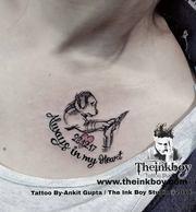 Tattoo artist in Lajpat nagar