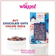 Buy online chocolate and butterscotch cheesecake in Delhi/NCR,  India|