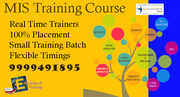 Attend Best MIS Training Course in Delhi with Expert Trainers