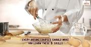 Bakery and Patisserie Courses at AIBTM