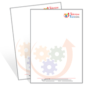 Letterhead Printing|Letterhead Screen|Digital|Offset Printing Services