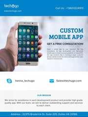 Far-Fetched iOS Application Development Services | Techugo