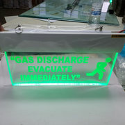 Best Gas Discharge sign manufacturer in Delhi NCR India?