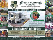 Admissions now open for the session 2020 – 2021
