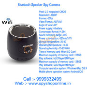 Mini Spy Camera WIFI Bluetooth speaker 9999332499
