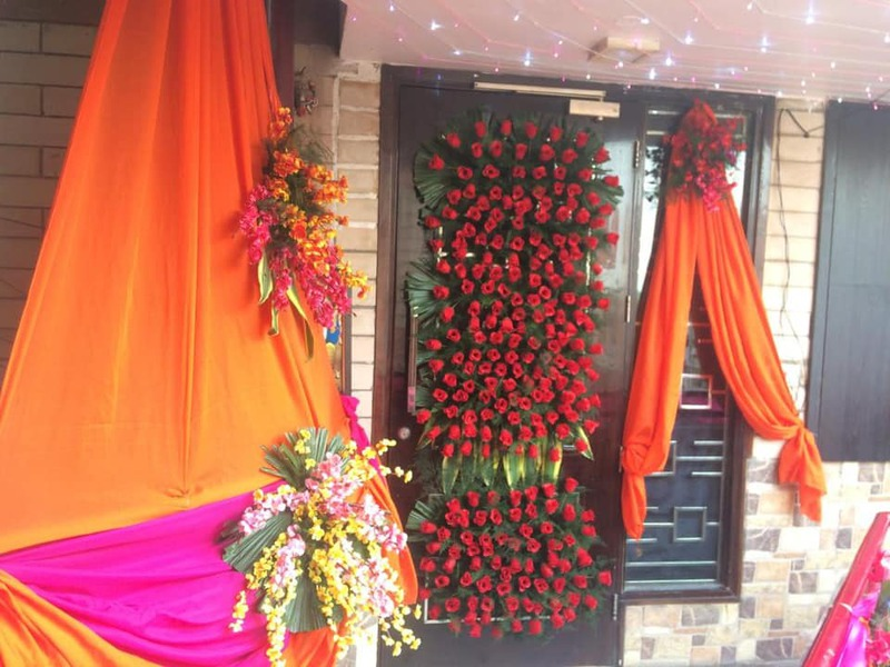 Janmashtami Decoration Ideas At Home Arun Flower Balloon Decorator Delhi Entertainment Services Party Services Delhi 2811651