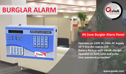 Burglar Alarm- a new way of securing your home