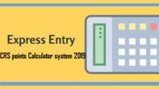 CRS points Calculator system 2019