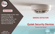 Smoke Detector Helps keeping Your Workplace And Homes Safe
