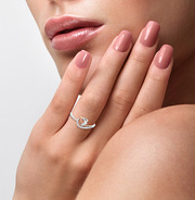 Exciting Offers in Platinum Rings - Orra