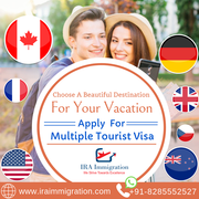 Apply Now for Canada tourist visa