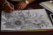 professional sketching coaching in punjabi bagh