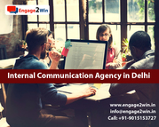 What is the Importance of good internal communication agency delhi