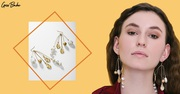 Checkout and Buy Earrings Online India From GossBabe