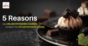Join Professional Bakery and Patisserie Courses