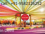 Get Best Wedding planners in Delhi