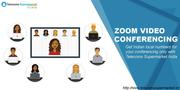 Get the best Video conferencing solution with local numbers