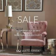Home Furnishing Stores In Delhi | Diwali Sale | Sarita Handa