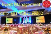 Event Management Companie in Delhi