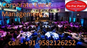Corporate Meeting & Event Management in Delhi