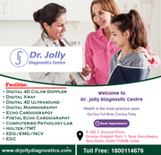 Pathology center in Delhi