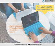 Web development company in Noida | Dignitech