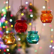 Diwali Celebration and Decoration - Arun Flower & Balloon Decorators