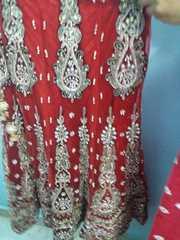 Beautiful Bridal Lehnga with Designer Dupatta on reasonable price