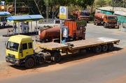Trailer Truck Transport In New Delhi