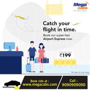 Comfortable Delhi Airport Express
