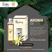 Benefits of Sudarshan aroma oil