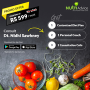 Nutriadvice - Dietitian in Delhi