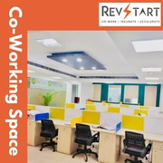 best coworking office space in Day-Night Shift Sector 125 Noida-RevSta