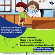 ENT Doctor In South Delhi
