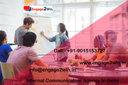the Importance of Perfect internal communication agency in Delhi