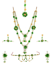 Shop for flower jewellery online by Anuradha Art Jewellery