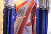 Organza saree handloom in bangalore
