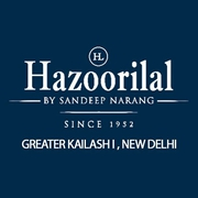 Hazoorilal Jewellers in Delhi