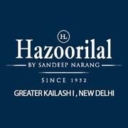 Hazoorilal Gold Earring Onliine in India